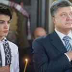 """""""Батько все ж просив"""": Син Порошенка розповів, чому говорить російською"""