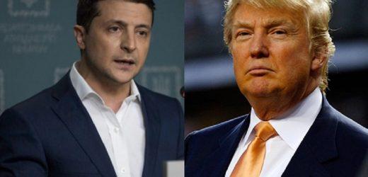 Через Зеленського: У США офіційно запускають процедуру відставки Трампа