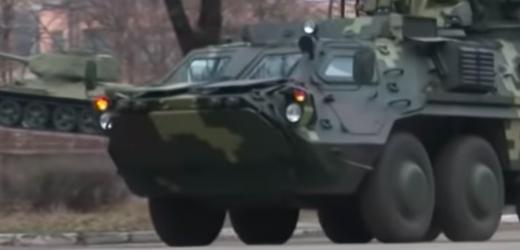 Втрутився особисто Зеленський: на Донбас з Харкова відправили колону нових БТР-4