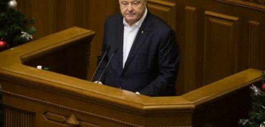 """Разумков оштрафував Порошенка та """"слуг народу"""""""