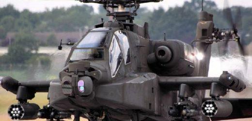 """Україна купить американські ударні гелікоптери AH-64 """"Apache"""""""