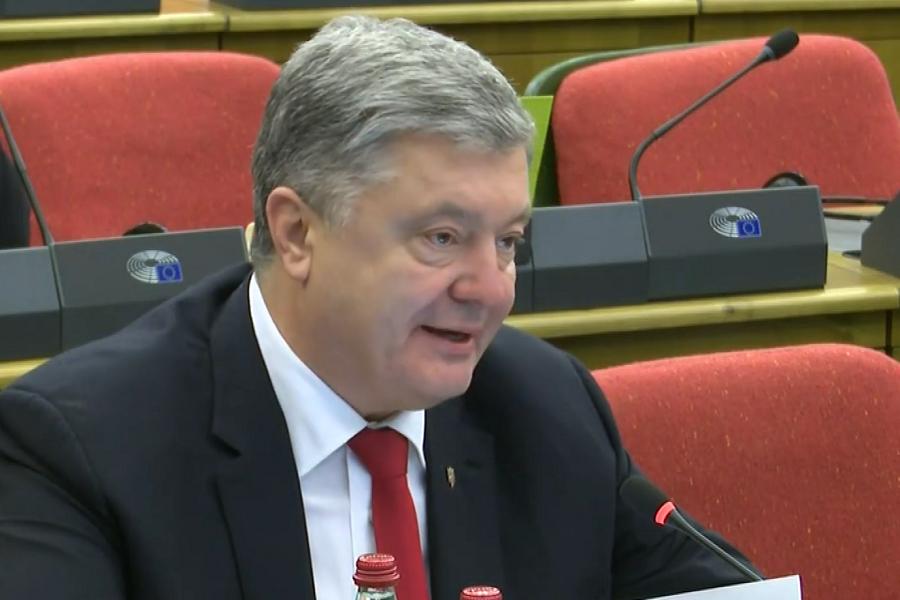 Росія мститься Україні за розпад Радянського Союзу, їй не потрібні Крим і Донбас – Порошенко