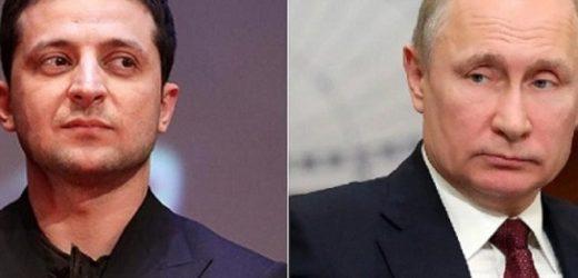 Путін розповів, що думає про Зеленського