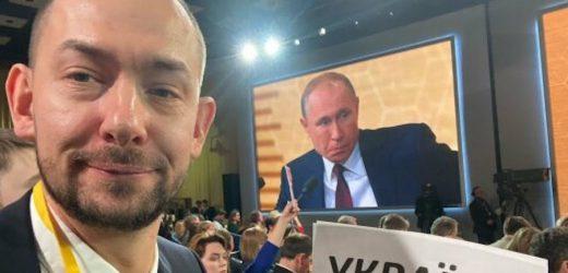 Цимбалюк потролив Путіна за показуху з Кримським мостом