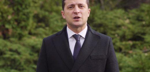 Зеленський привітав українців зі Святвечером та Різдвом