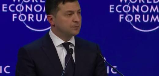 Зеленський заявив, що війна на Донбасі може припинитися вже завтра