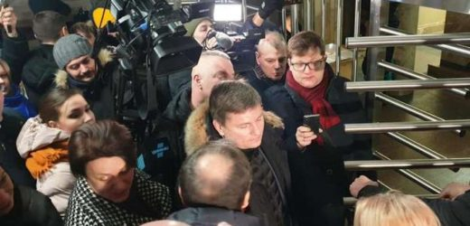 Чорновіл: Вітаю в РФії. Приплили. Усе йде за планом. Завтра почнуть aрeштовувати учaсників Майдану?