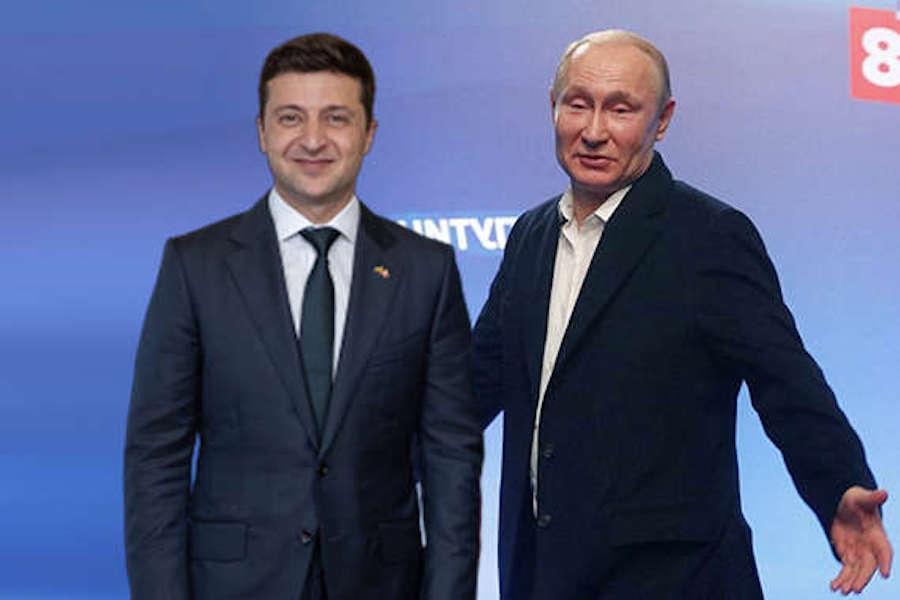 Україна все далі відходить в сторону Росії, і з'явилася інформація, що із Зеленським працюють російські політтехнологи, – політолог