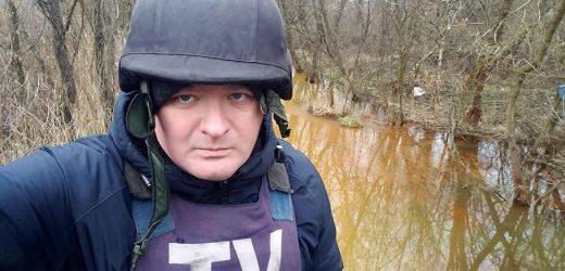 Золоте 4. Приїхали знімати Водохреще, а потрапили ніби знову в 2014 – журналіст