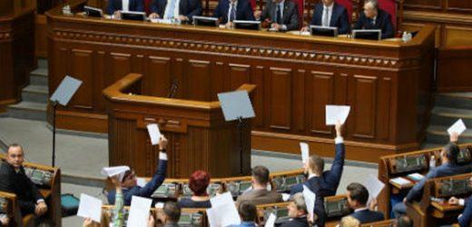 """Cеред """"Cлуг народу"""" обговорюється сценарій розпуску Верховної Ради – Парубій"""