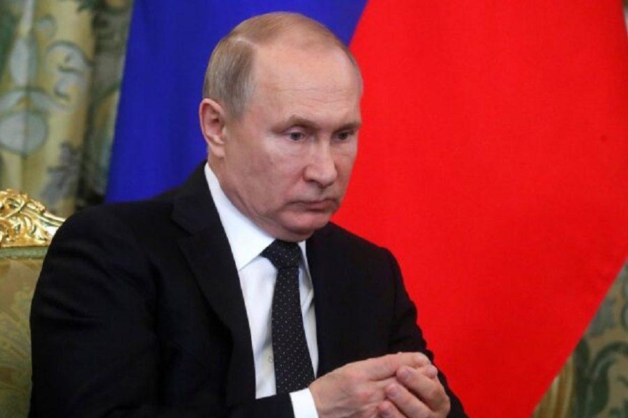 """З Путіним стався """"зрежисований"""" курйоз у Вифлеємі"""