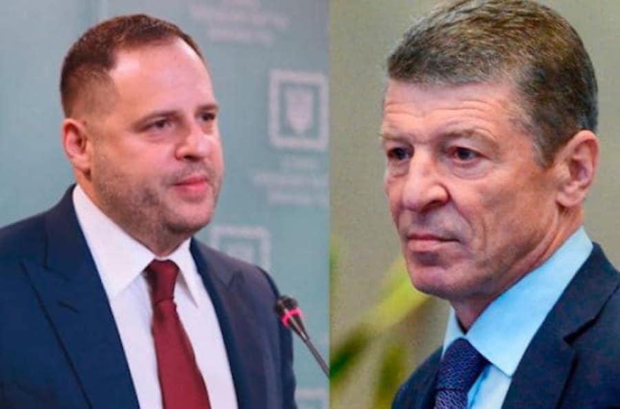 Це вже не просто заяви. Вчора в Мінську на ТКГ в переговорах брали участь Єрмак та Козак. Україна погодилася на чергове злиття інтересів держави та кaпiтyляцiйнi yмoви – Смолій