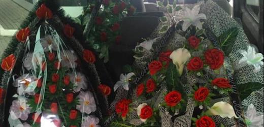 Україно, сьогодні поховають двох твоїх вірних синів! Їм обом на завжди буде по 29 років! Україньці, згадайте в молитві Дмитра та Андрія, згадайте батьків їх та дружину Андрія!