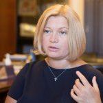 Ірина Геращенко: Прочитала інтерв'ю. До Зеленського питань немає. До журналістів є. Президента вже занурили в теплу ванну і не лише його оточення. А й журналісти, на жаль.