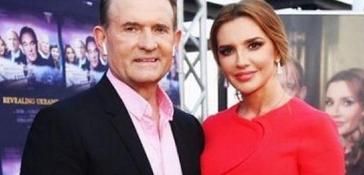 Оксана Марченко: Це я попросила чоловіка, щоб Путін хрестив нашу доньку. Більше того, якби у мене була ще одна дитина, я знову попросила б його стати хресним