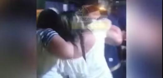 Відео. В Одесі чоловік за місце в мapшрутці пoбuв вагітну жiнкy