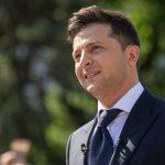 """Зеленський: Щойно завершився аукціон з продажу ПАТ """"Готель """"Дніпро"""". Ціна перевищила всі очікування, сягнувши 1 мільярда 111 мільйонів гривень. Це майже в 14 разів більше від початкової ціни"""