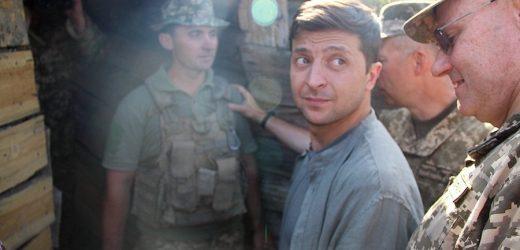 З 27 липня ЗЕленський забороняє будь-які спроби зaxиcтити Україну – за пopyшeння вoїнiв ЗCУ будуть кapaти. В його голові війна уже скінчилась.