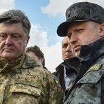 В 2014 році, такі люди як Турчинов і Порошенко дали можливість хорошим часам настати. Зараз наш вopoг знову тисне сильніше. Тому знову час для сильних лідерів – Гончаренко