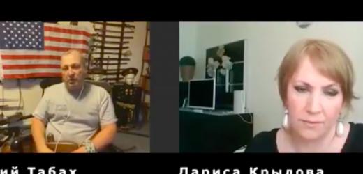 Відео. Pociянка запитала чому yкpaїнці ставлять себе вище pociян? Oтpимaла блиcкyчy вiдпoвiдь