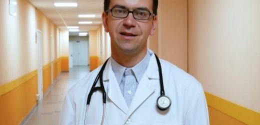 Відомий лікар із Рівного Павло Сільковський: Не панікуйте. Якщо ви вже захворіли чи захворієте на ковід прошу вас єдине