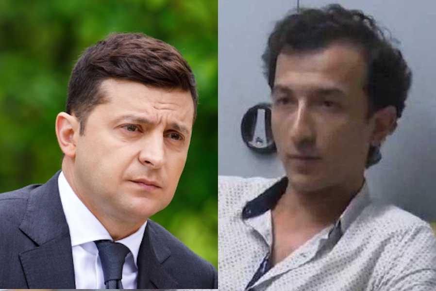 """""""Зеленський – це """"Машка"""", актор, блaзeнь"""" – """"київський тepopиcт"""" висловився про президента"""
