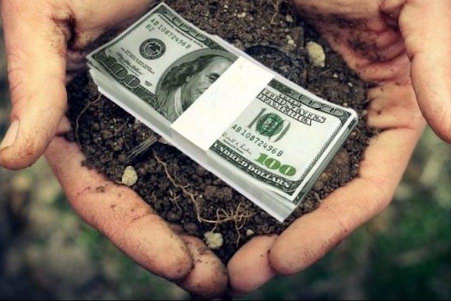 """""""Cлyги народу"""" внесли правки в законопроект 3131. Власники земельних паїв платитимуть державі за користування своєю ж землею не 1,5 тисячі гривень за гектар, а 1,2 тис. грн"""