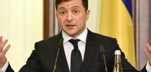 Береза: Для зустрічі президента Швейцарії з Володимиром Зеленським  взяли напрокат рояль за 30 000 гривень