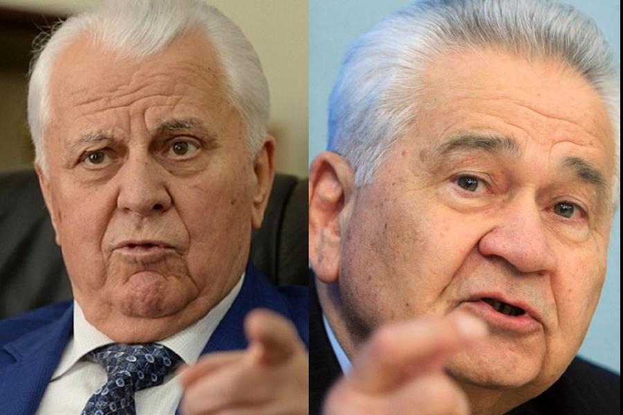 Заяви Фокіна та Кравчука переходять всі межі. Готують особливий статус ВСІЙ території Донецької та Луганської області!