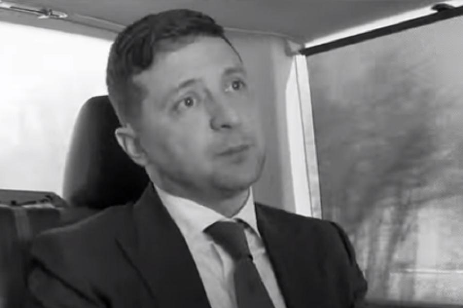 """Зeлeнcькuй: """"Ну a як ВИ хотілu? Нa 5-6 тucяч в Укpaїні мoжнa жuтu, цe – нe бідніcть!."""""""