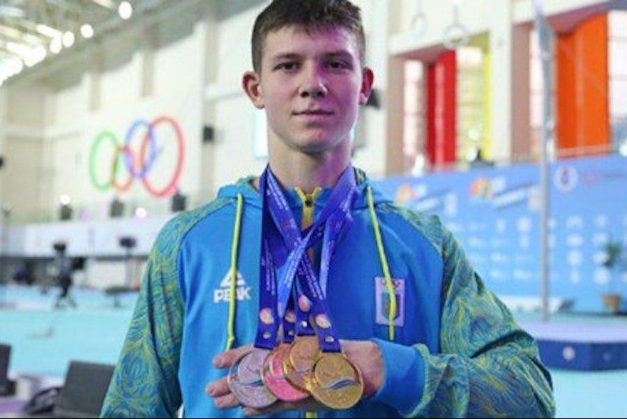 17-річний Ілля Ковтун із села Свидівок, що у Черкаській області, виборов одразу шість медалей Чемпіонату Європи зі спортивної гімнастики серед юніорів